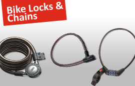 Bicycle Locks & Chains