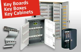 Key Boxes & Cabinets