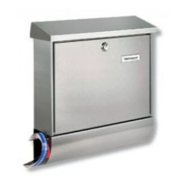 Stainless Letterboxes