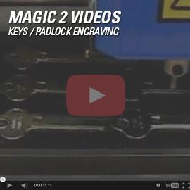 Magic 2 Engraver Videos