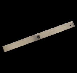 Stainless Steel Straight Edge (Plain)