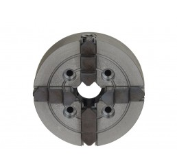 4-jaw chuck with independent jaws