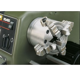 4 jaw chuck with independent jaws