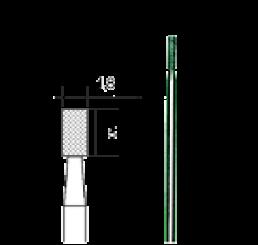 Diamond Grinding Bit (1.8mm Cyl / Ø 2.35) [Pack Of 1]