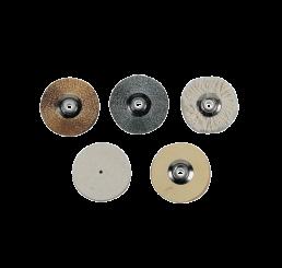 Polishing Discs - 5 Piece Set