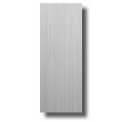 Stainless Steel Scar plate (195x75 Blank plate)
