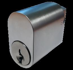 Oval Cylinder - Keyed Alike