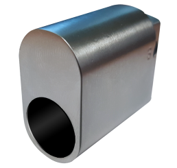 Oval Cylinder - All Less Barrel