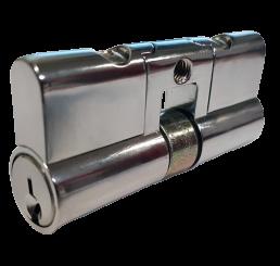 Double Euro Lazy Cylinder - Keyed Alike