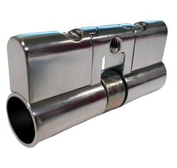 Double Euro Fixed Cylinder - All Less Barrel