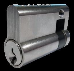 Half Euro Cylinder Fixed - Keyed Alike