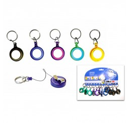 ASSORTED ROLLER KEY CHAINS