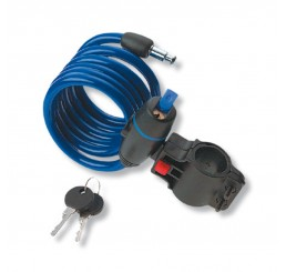 STR. COIL CABLE LOCK