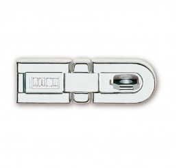 HEAVY DUTY HASP & STAPLE WITH DOUBLE LINK