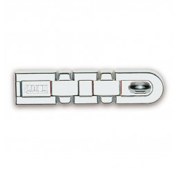 HEAVY DUTY HASP & STAPLE WITH 2 DOUBLE LINKS