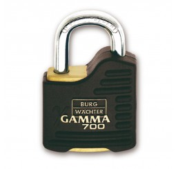 55mm GAMMA HIGH SEC. PADLOCK